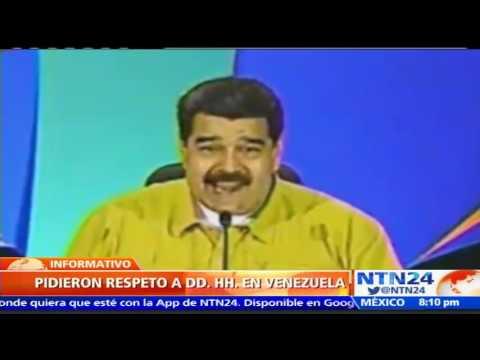 """Presidentes de Argentina y España ven """"preocupante"""" situación en Venezuela"""