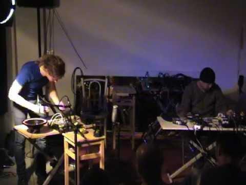 Olaf Hochherz  Yan Jun live at Quiet Cue Berlin