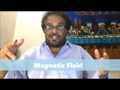Rayappa Kasi Magnetic Field, Cosmology Series 56, Vellore Diocese, India