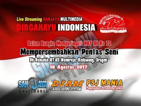 Live Streaming SANJAYA MULTIMEDIA//Pentas Seni Dk Babadan//DJAM SOUND