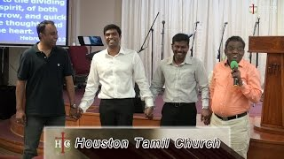 Bro Augustine Jebakumar - QA Session - Houston Tamil Church - Mar 2015