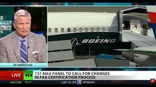 FAA proposals 'don't pass the smell test' – fmr NTSB official