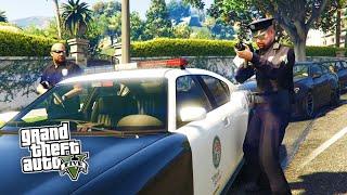 Отправляемся в Патруль! - GTA 5 Grand RP