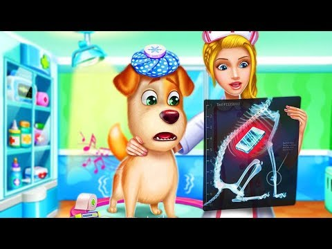 FUN PET CARE GAME - PLAY AMAZING VET TOOLS - KIDS DOCTOR GAMEPLAY ANDROID