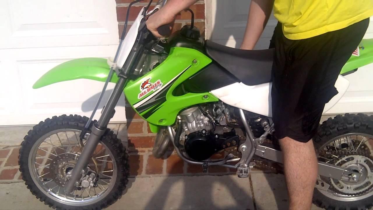 2009 Kawasaki kx65 FOR SALE!!!!!!!! - YouTube