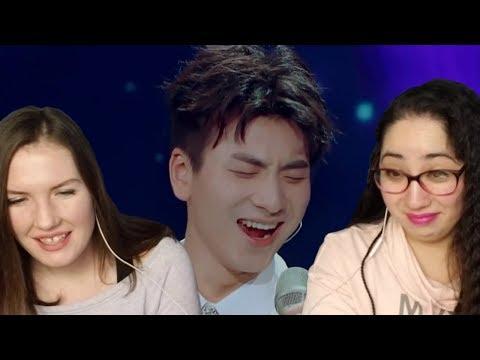 蔡程昱 Cai Cheng Yu & 阿云嘎 A Yun Ga《Deer Be Free》《鹿 Be Free》 Super-Vocal Reaction