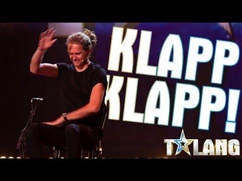 Unikt Klapp- Och Sångnummer I Talang 2020