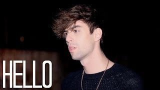Adele - HELLO (Male Cover)