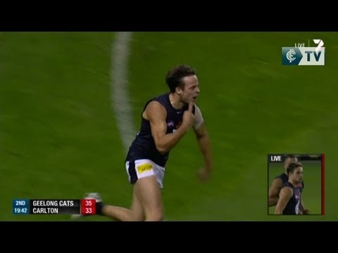 Buckley's first goal