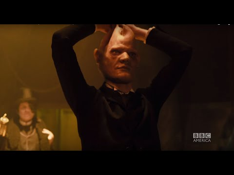 A Look Back at Deep Breath - Peter Capaldi as Matt Smith?!