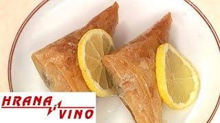 Posna grčka baklava | Hrana i Vino SR