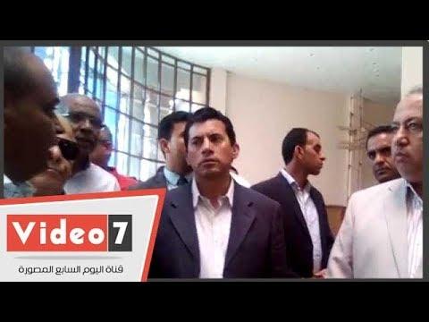 وزير الرياضة يطالب بنشر ثقافة «التريض» المحافظات  - 12:22-2018 / 7 / 13