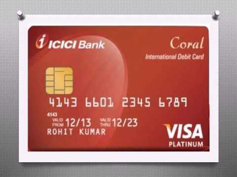 Track Icici Credit Card Status Online