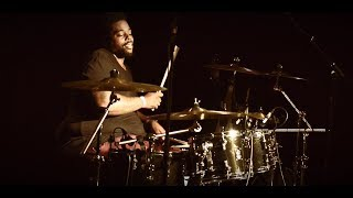 Aaron Spears - Funky Duck (Vulfpeck) [Dresdner Drumfestival 2018] thumbnail