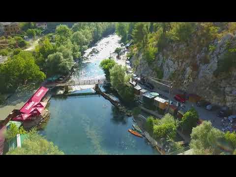 Mostar, Počitelj, Blagaj - drone video
