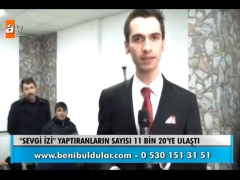 Müge Anlı'dan Kanal E ve Kanal Fırat'a Teşekkür - ATV