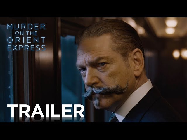 Murder on the Orient Express | Official Trailer 2 | 20th Century FOX