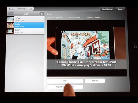 Air Video app for iPad, iPhone streams video from your Mac/PC (Review)