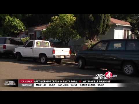 Redwood City Domestic Violence Assault Suspect Escapes from Patrol Car