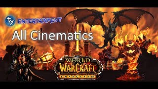 [World of Warcraft] All Cataclysm Cinematics