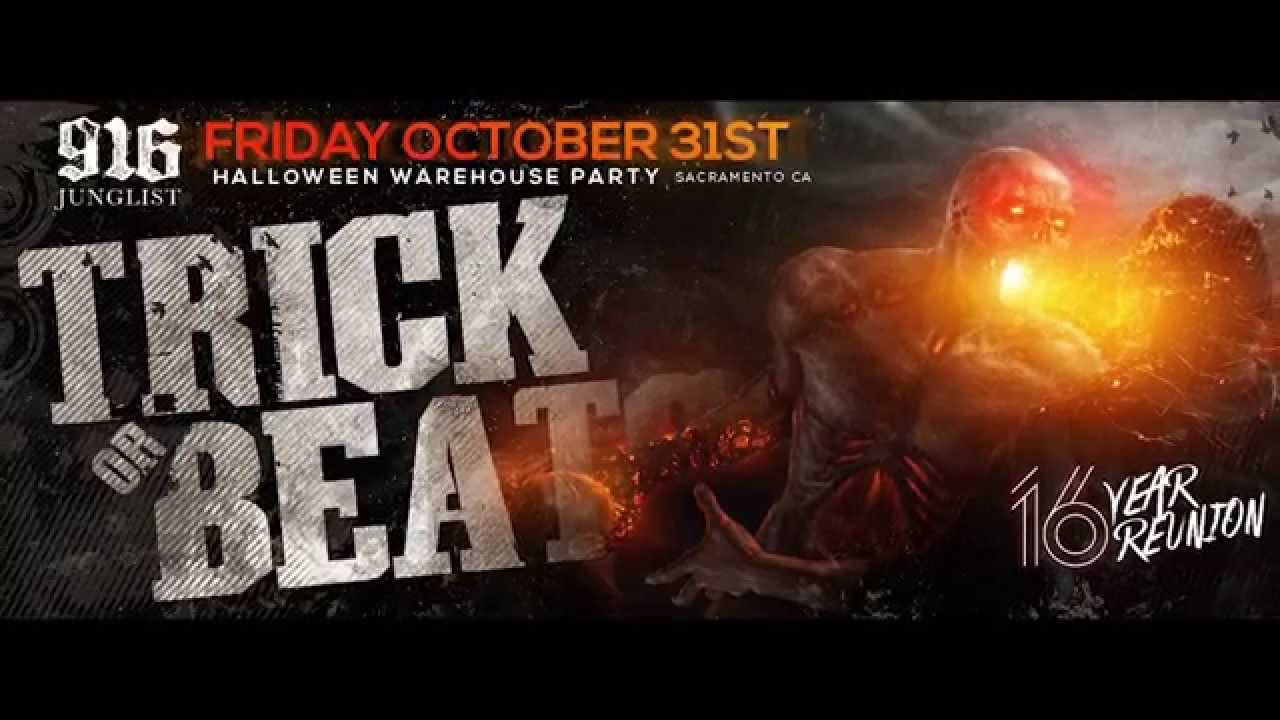 trick or beats 2014 - 916 junglist - youtube