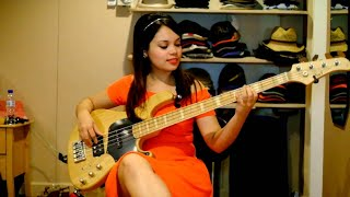 Stomp- The Brothers Johnson bass cover