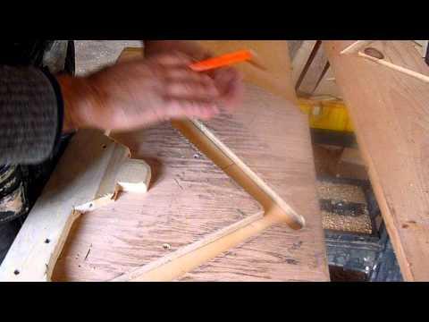 como hacer escaleras de madera vasiado
