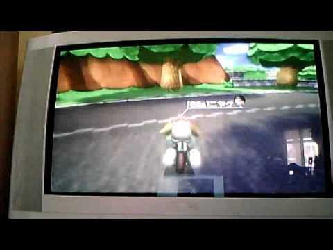 Passage secret de fou circuit mario mario kart wii - Passage secret mario bros wii ...