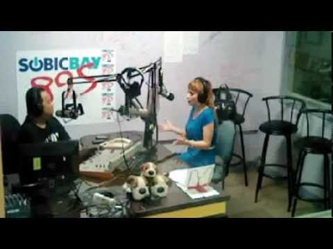 AZURE Club, Freeport - 89.5-FM Interview w Owner SIMONA