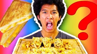 CAN GRILLED CHEESE TACO!?!?