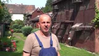 D. K. I. Łepuch - oddział PZHGP 0370 - Żary - przylot gołębi