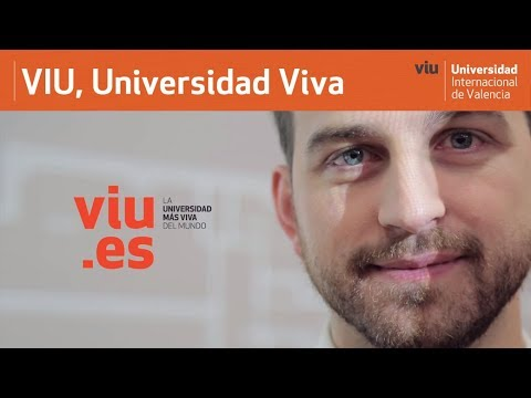 Universidad internacional de valencia viu grados y for Estudiar interiorismo y decoracion a distancia
