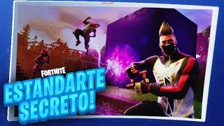STAR/SECRET BATTLE BANNER SEMAINE 9 FORTNITE SAISON 5