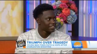 Chris Singleton: NBC Today Show