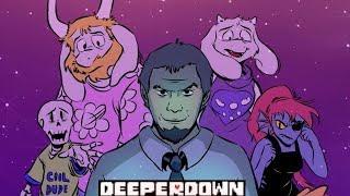 Deeper Down Part 3【 Undertale Comic Dub 】