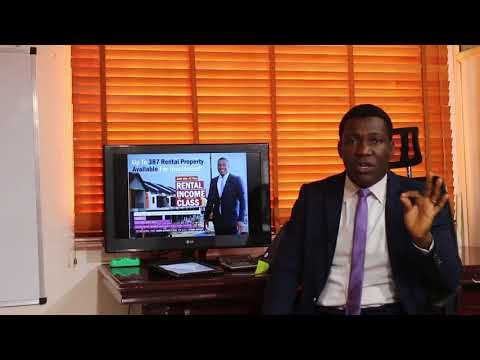 HOW TO BUY PROPERTY IN NIGERIA WITH NO MONEY DOWN