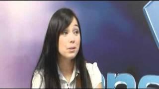 Arielly Bonatti - entrevista Conexão Gospel