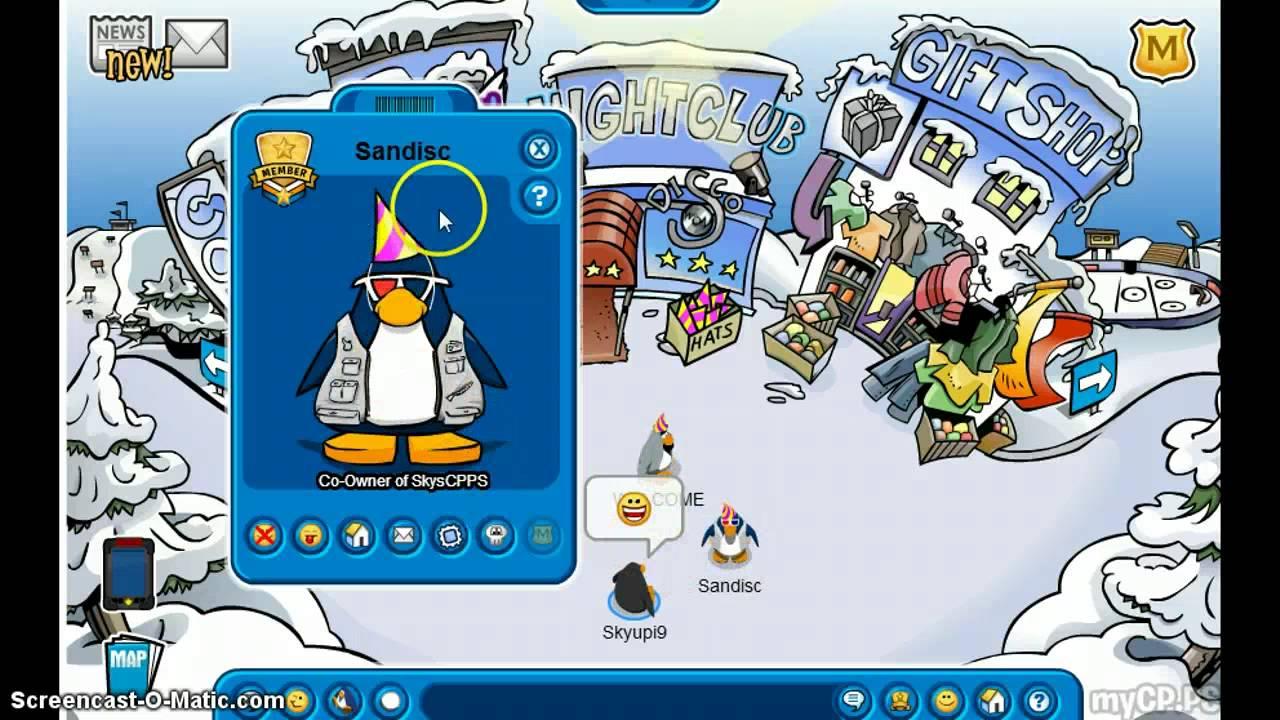 Club Penguin Island Private Server