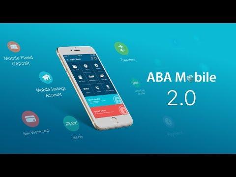ABA Mobile ណែនាំមុខងារសំខាន់ៗ 3ថ្មីបន្ថែមទៀត