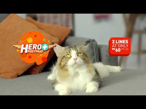 U mobile - Hero Plus Postpaid