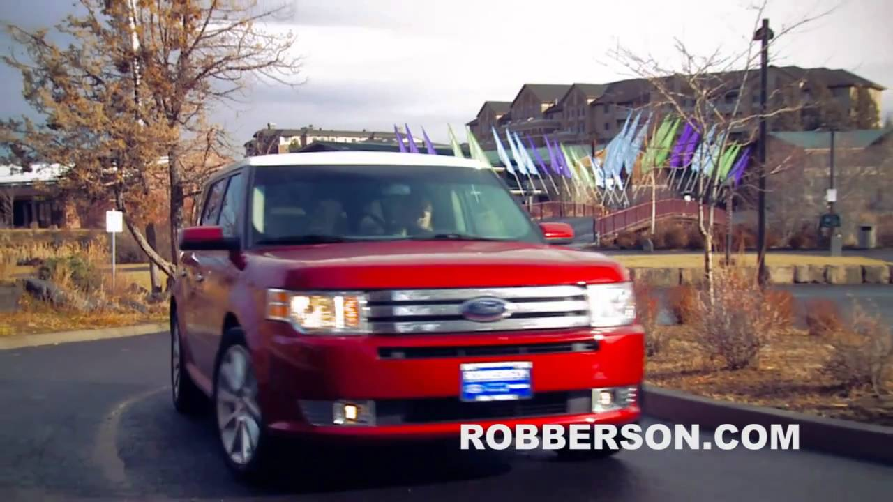 Robberson Ford Bend Or >> Robberson Ford August Commercial A New Spokeswoman Youtube