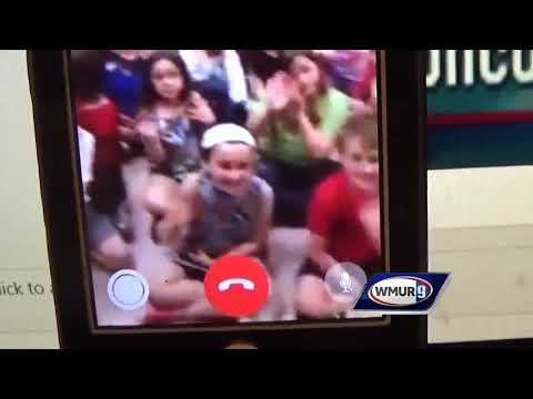 Visit via Facetime: East Kingston Elementary School