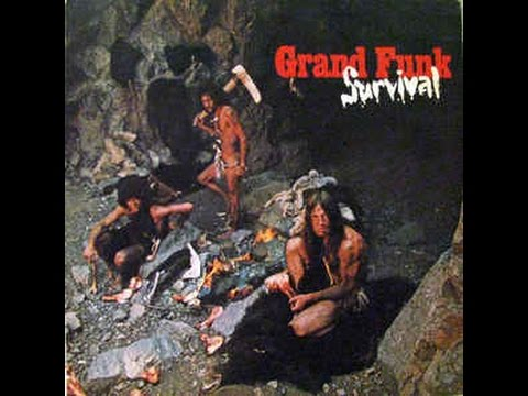 GRAND FUNK RAILROAD -Gimme Shelter