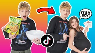 Download I Tested VIRAL TikTok Life Hacks CHALLENGE **THEY ACTUALLY WORKED**| Lev Cameron @Piper Rockelle Mp3 and Videos
