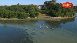 Sports et activités - Camping Yelloh! Village L'Océan Breton à Loctudy - Yelloh Bretagne - Finistère