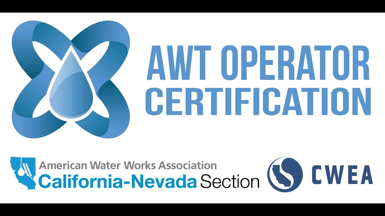 Overview of the AWT Operator Certification Program