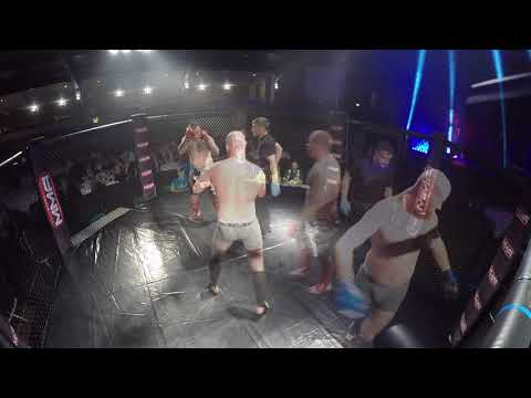Ultra MMA | Durham | Rob Mckenna VS Jonny Potts