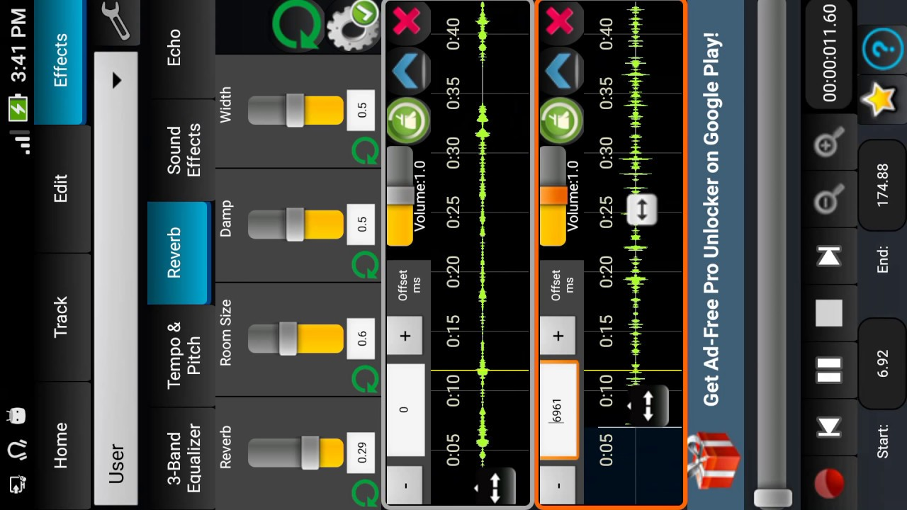 AudioDroid : Audio Mix Studio 2 9 9 5 APK Download - Android