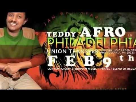 Teddy Afro In Philadelphia
