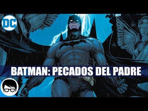 EL OSCURO SECRETO DE THOMAS WAYNE | Batman:  Pecados del Padre (Parte 1) | COMIC NARRADO